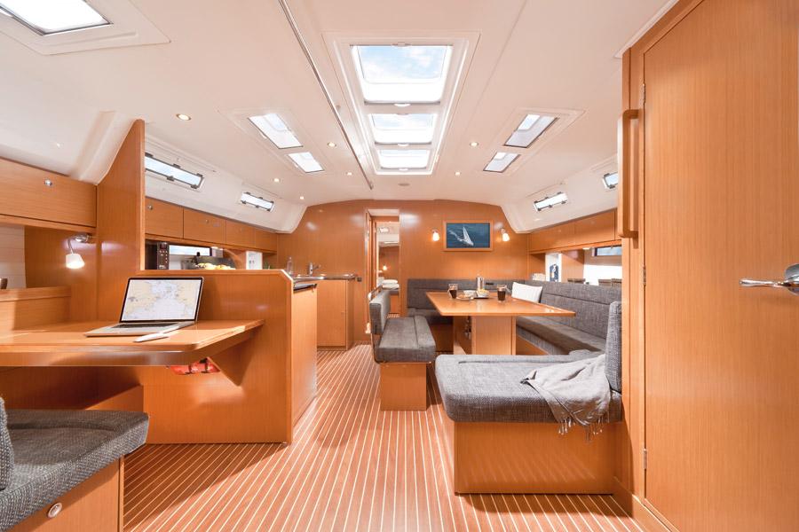 Charter Adria Unsere Boote Bavaria 50 Cruiser