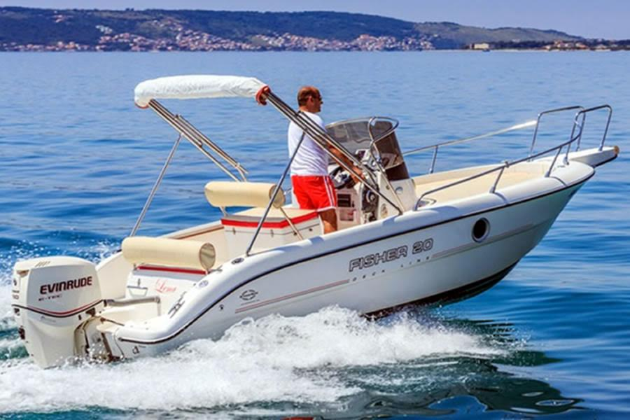 New boat for charter: Fisher 20 Deck